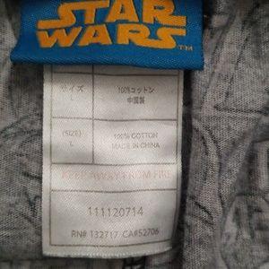 Star Wars Intimates & Sleepwear - Unisex star wars Darth Vader pajama pants